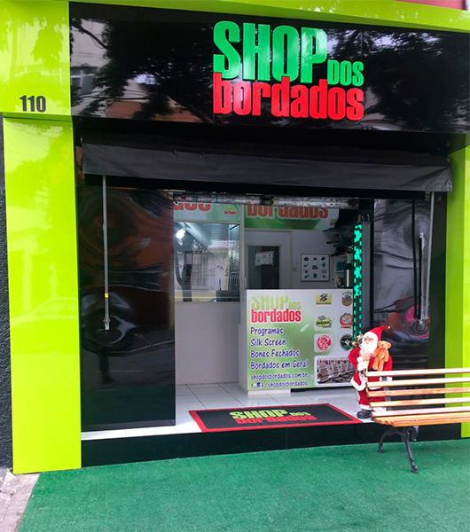 Shop dos bordados